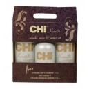 CHI keratin Rebuild ReviveAProtect SET